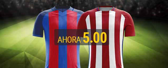 supercuota barcelona - Atletico