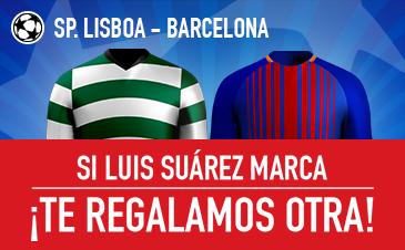 Sportium Champions SP. Lisboa - Barcelona