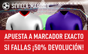 Sportium Champions Sevilla - Maribor