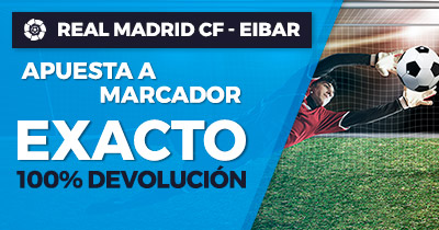 Paston la liga real madrid eibar devolucion