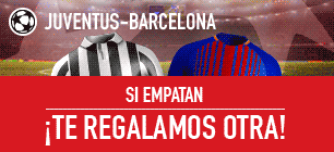 Sportium Champions Juventus - Barcelona