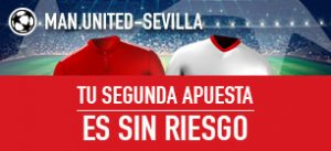 Sportium Champions League Man United - Sevilla