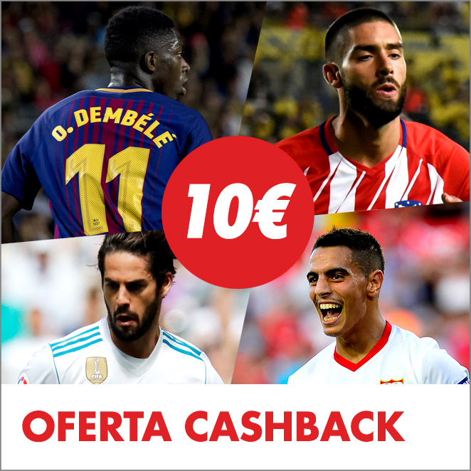 Circus - Cashback Champions League 10€