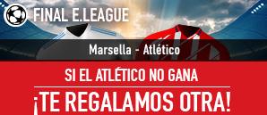 bonos de apuestas Sportium final Europa League Si Atletico no gana te regalamos otra!