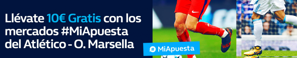William Hill Final Europa League 10€ gratis