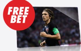 bonos de apuestas Circus Francia vs Croacia freebet 40€